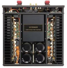 Luxman M-800A Pure A Stereo amp #pojacalo #amplifier #ahdservis