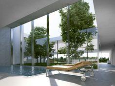 Dom pod Londynem, projektu Macieja Grelewicza - PLN Design