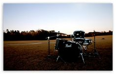 Most great records starts with the Drums
