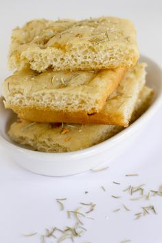Focaccia Bread - Click for Recipe