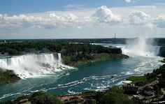 The Niagara Falls  Top 10 Most Beautiful Places in the World  http://www.traveloompa.com/top-10-beautiful-places-world/
