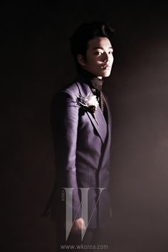 Yeo Jin Goo for W Korea | hellokpop