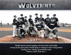 Team Grunge Baseball photo