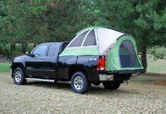 Napier Outdoors Backroadz #13 Full Size Short Bed Truck Tent, 6.5Ft.