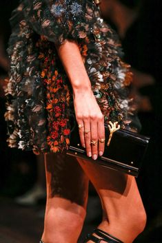 Valentino Spring 2015 Ready-to-Wear Fashion Show Details