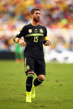 Sergio Ramos Photos: Australia v Spain: Group B - 2014 FIFA World Cup Brazil