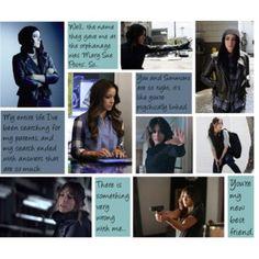 Daisy Johnson #DaisyJohnson #Daisy #Johnson #Quake #Skye #MarySuePoots #Inhuman #AgentofSHIELD #Agent #SHIELD #Marvel #Chloe #Bennet #ChloeBennet #quotes