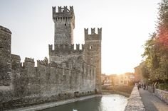 Discover the lovely town right around the corner of Falkensteiner Apartments Lake Garda Verona Italy, Puglia Italy, Venice Italy, Places To Travel, Travel Destinations, Vienna Hotel, Palermo Sicily, South Tyrol, Lake Garda