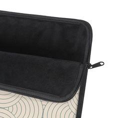 Scandinavian Laptop Sleeve – WavyBazaar Macbook Sleeve, Sleeve Designs, Laptop Sleeves, Scandinavian, Faux Fur, Zip Around Wallet, Jewelry Accessories, Fashion Jewelry, Jewelry Findings