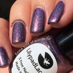 Lilypad Lacquer - Some kind of wonderful
