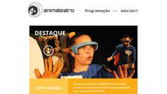 NOVEMBRO | super heróis | CCB festival APROXIMA-TE