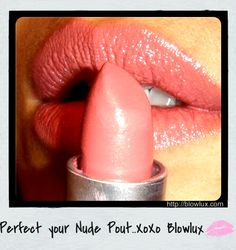 Myth by MAC – quite possibly the best nude lipstick ever – The Beauty Thesis Mythos von MAC – wahrscheinlich der beste nackte Lippenstift aller Zeiten – The Beauty Thesis Kiss Makeup, Love Makeup, Bride Makeup, All Things Beauty, Beauty Make Up, Beauty Full, Beauty Nails, Hair Beauty, Basic Makeup