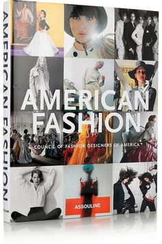 Assouline Books|American Fashion by Charlie Scheips hardcover book|NET-A-PORTER.COM