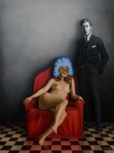* Horacio Cardozo - - -  Beauty Of The Carnival - (042-001)