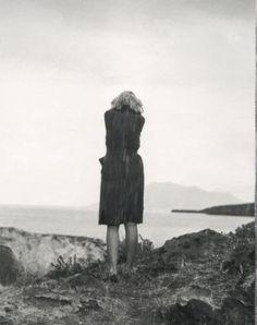 Monica Vitti in L'Avventura