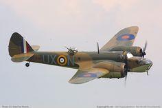 Bristol Blenheim / Bolingbroke (Type 142M, 149, 160) - Specifications ...