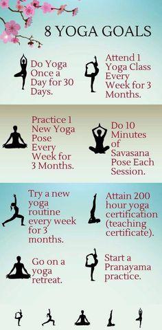 #yoga #goals