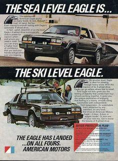AMC Eagle -- That ain't no ess!