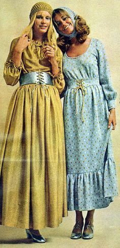 I remember these dresses, I thought they were so pretty!!