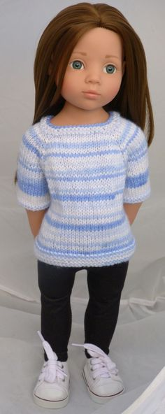 2827 besten Knitting & Crocheting for Dolls Puppenkleider häkeln und ...