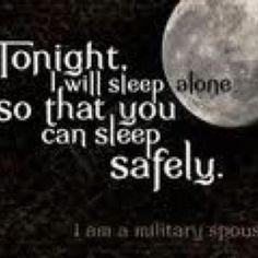 Yep, Military Spouse