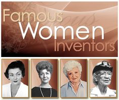 Women Invented Windshield Wipers, Chocolate Chip Cookies, Disposable Diapers & More! Happy International Women's Day!