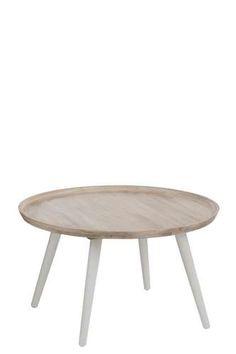 table extensible ovale blanc/hetre   Meubles maison   Pinterest ...