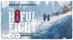 The Hateful Eight - L'Ultima Diligenza di Red Rock https://www.youtube.com/watch?v=1t_akOHUh74 https://www.youtube.com/watch?v=JHS8_-Kq6Qk https://www.youtube.com/watch?v=1dipiHv5rBQ https://www.youtube.com/watch?v=kECT1rLwYxE