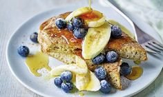 Finally a recipe for French toast that I can enjoy after a workout