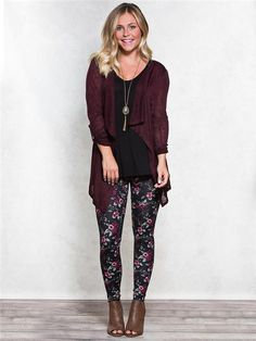 Fall Outfit: Floral