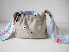 Tutoriel DIY: Coudre un sac lapin via DaWanda.com