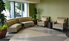 Custom Furniture By Jeffrey Braun Furniture. World Trade Center, Seattle WA.