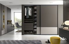 If your old fitted wardrobe doors are starting to look a little battered and tired you may think about removing them or having an entirely new installation. A very simple shift in wardrobe door style can easily considerably alter the look of the wardrobe. Fitted Wardrobe Doors, Sliding Door Wardrobe Designs, Wardrobe Design Bedroom, White Wardrobe, Bedroom Wardrobe, Built In Wardrobe, Closet Designs, Large Living Room Furniture, Fitted Bedroom Furniture