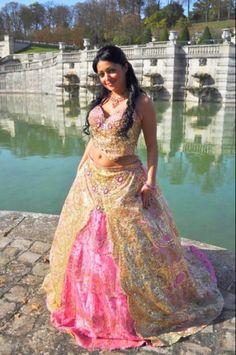 Robe de Mariée Tunisienne Keswa Outia - Le Mariage de A à Z