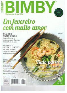 Revista bimby 2015 fevereiro de Ricardo Fernandes