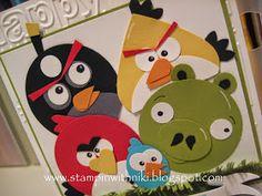 Angry Birds de eva