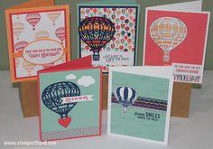 Jan 2017 Lift Me Up bundle: stamps & thinlits