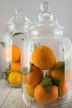 Decoración #naranja