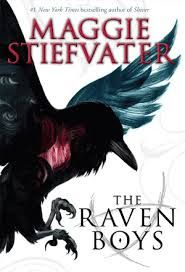 Let It be: SAGA THE RAVEN BOYS - MAGGIE STIEFVATER