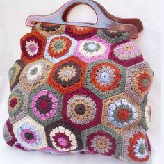 bag, hexagons!