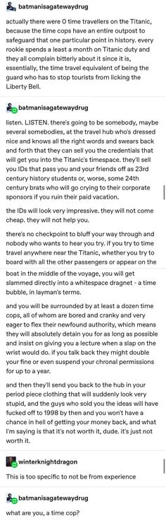 Time travelling and the titanic My Tumblr, Tumblr Posts, Tumblr Funny, Funny Quotes, Funny Memes, Hilarious, Writing Tips, Writing Prompts, Random Stuff
