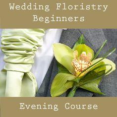 Wedding Floristry Beginners - Evening Course - The Cambridge Flower School
