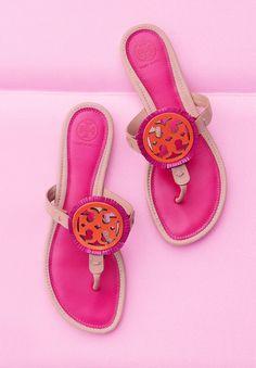 59b955419ad224 Tory Burch Miller Sandal Miller Sandal
