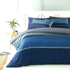 Avant Quilt Cover Set by Big Sleep