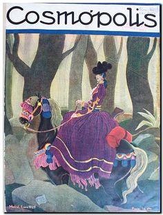 Cosmópolis : revista mensual ilustrada. -  Madrid : [s.n.] , 1927-[1931]  Enero 1929.