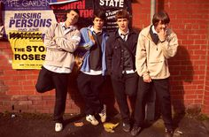 Jordan Murphy, Elliott Tittensor, Nico Mirallegro, and Adam Long in Spike Island Beasts Of England, Nico Mirallegro, Social Realism, London Film Festival, Stone Roses, Big Music, Film Base, Guy Friends, Fashion Wall Art