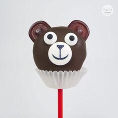 Cake Pop Bär