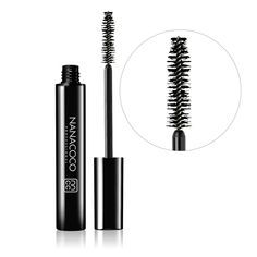 Get dramatically longer and fuller lashes, from root to tip, with our HD-Extreme Volume, Curl, and Lengthening mascara. * Long-lasting * Rich black pigment * No smudges or clumps * Lash lengthening * Ultra-thickening Mascara Wands, Mascara Tips, How To Apply Mascara, How To Apply Makeup, Applying Mascara, Navy Eyeliner, Wide Set Eyes, Black Pigment, Lengthening Mascara