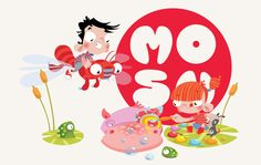 Mosu Stickers