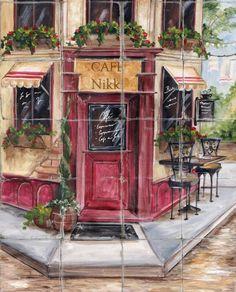 café art bastille